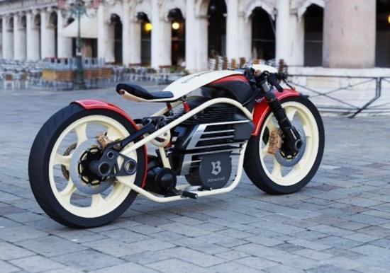 český motocykl Böhmerland