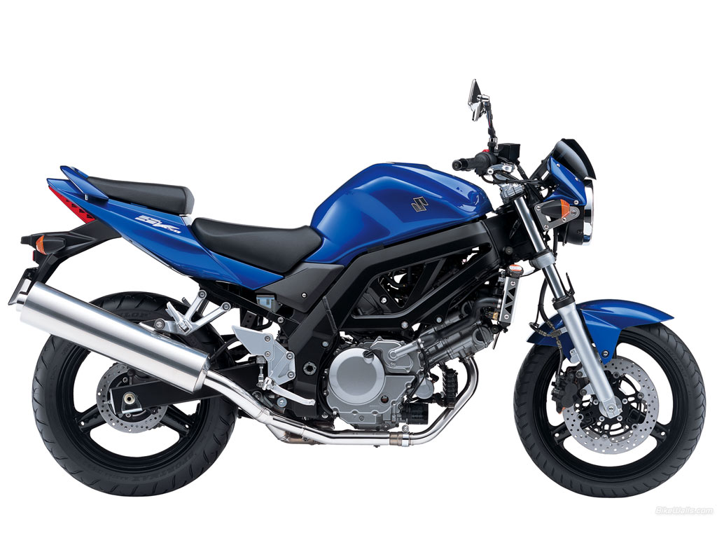 2017 Suzuki SV650 Naked, Entry-Level Motorcycle