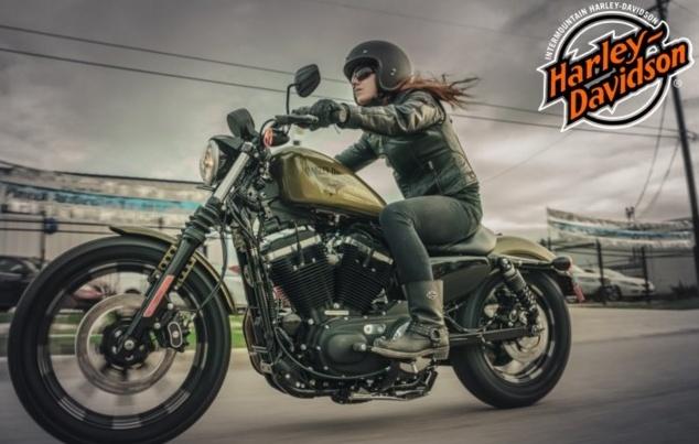 Harley-Davidson má v pácu rovnou dvě horké novinky.