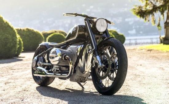 koncept BMW R18 s dosud největším motocyklovým dvouválcem