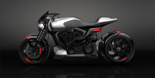 Method 143 ARCH Motorcycle 2018